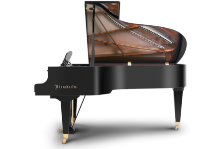 Bösendorfer 214VC - right