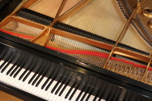 Restored Steinway model A by PianoWorks