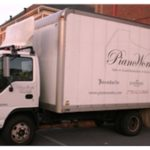 PianoWorks Moving Truck