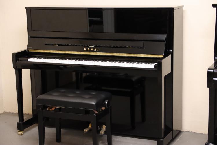Kawai K300 studio upright piano