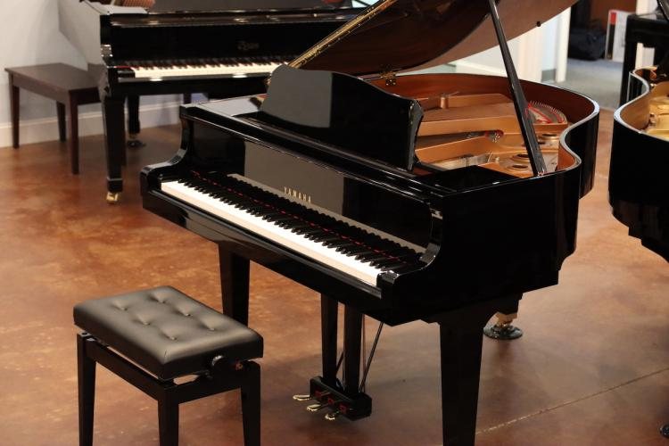 pre-owned Yamaha A1 baby grand for sale